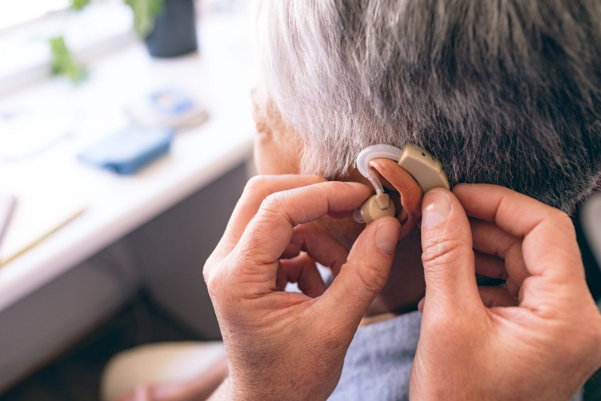 Hearing Aid Fitting Testing