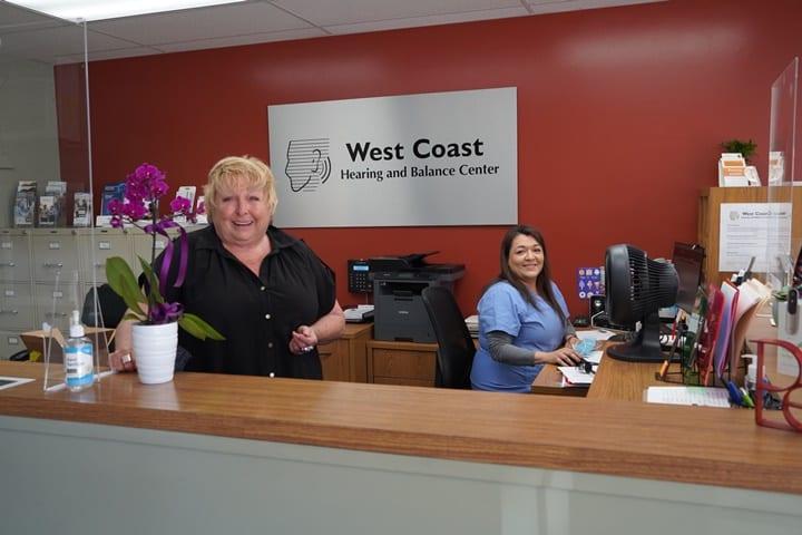 Welcome desk - Ventura